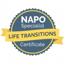 National Association of Productivity & Organizing Professionals Specialist Certificate in Life Transitions